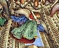 Melozzo da forlì, angeli coi simboli della passione e profeti, 1477 ca., colonna 01.jpg