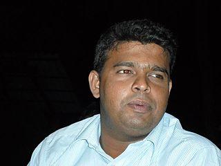 B. Gajatheepan Sri Lankan Tamil teacher and politician
