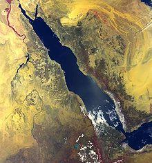 220px Mer rouge1b İnsanlık Tarihinin Kaynağı Kızıldeniz mi?