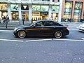 Mercedes class C matte black (6539275667).jpg