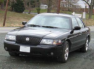 Mercury Marauder - 2003–2004 Mercury Marauder