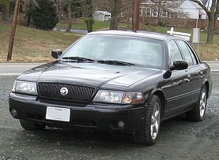 Mercury Marauder Motor vehicle