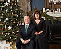 Merry Christmas from Vice President Mike Pence and Second Lady Karen Pence.jpg