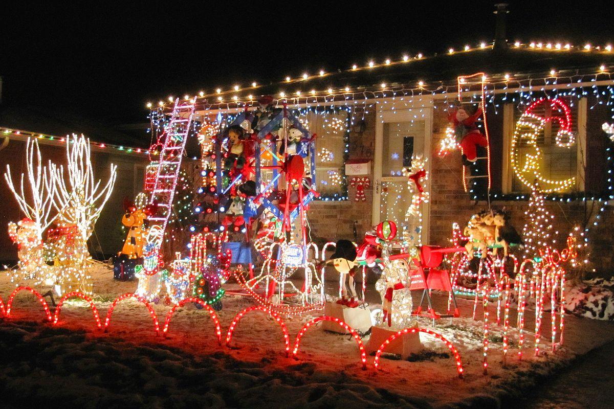 Natale In Canada Wikipedia