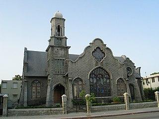 Primera Iglesia Metodista Unida de Ponce United States historic place