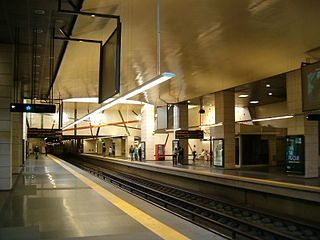 Pontinha (Lisbon Metro)