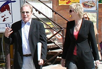 Michael McKean - McKean and Jane Lynch at the 2006 Toronto International Film Festival.