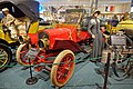 Middleby roadster, 1909, made by Middleby Automobile Co., Reading, Pennsylvania, 20 HP, 4 cylinder, gasoline enginer - Luray Caverns Car and Carriage Museum - Luray, Virginia - DSC01249.jpg