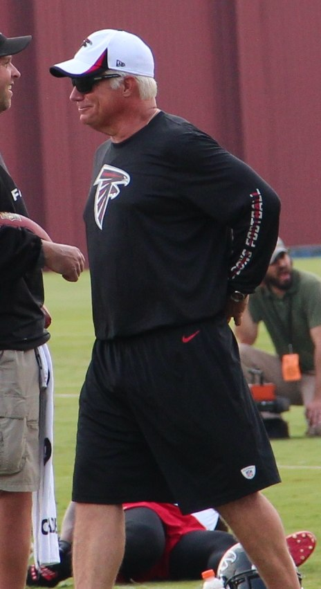 Mike Smith (American football coach) 2013