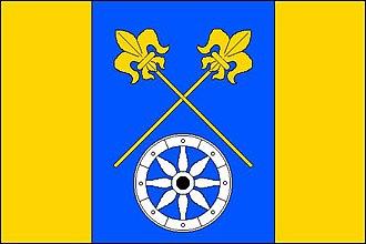 Milíkov (Frýdek-Místek District) - Image: Milíkov (okres Frýdek Místek) vlajka