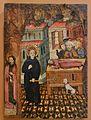 Milacre de sant Doménec de Silos, cercle de Pere Nicolau, Museu de la Ciutat, València.JPG