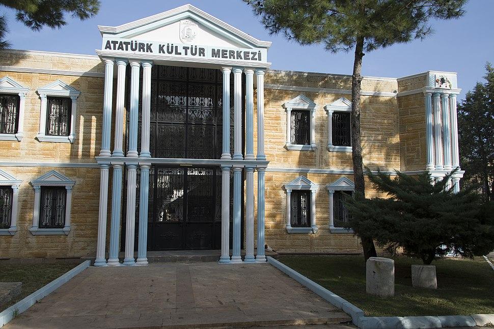 Milas Cultural Centre 3512