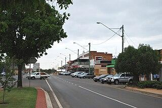 Miles, Queensland Town in Queensland, Australia