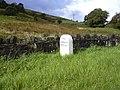 Milestone, Bacup Road A671 - geograph.org.uk - 988876.jpg