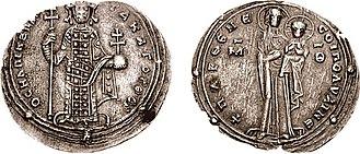 Miliaresion - Image: Miliaresion Romanus III sb 1822