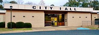 Millbrook, Alabama - Millbrook City Hall