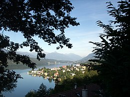 Millstatt am See – Panorama