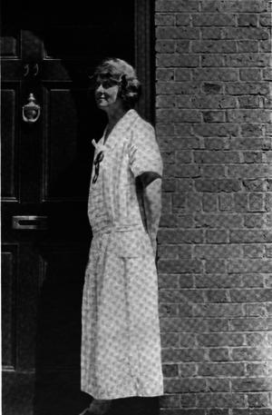Mina Crandon - Crandon in 1924.