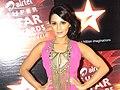 Minissha Lamba at Airtel Star Super Star Awards.jpg