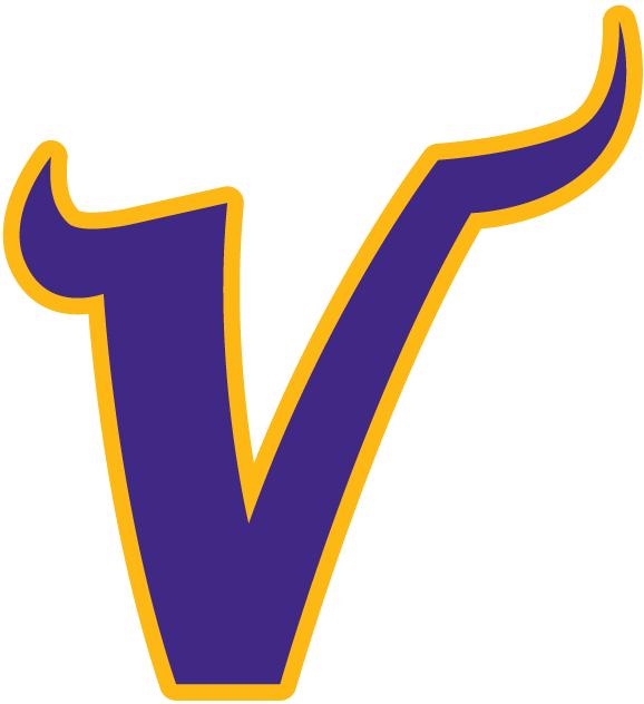 Minnesota Vikings V logo