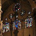 Miracoli della madonna di orsanmichele, s2, leonardo di simone su dis. attr. a giovanni del biondo, 1380-1400 ca. 01.jpg