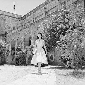 Miss Israel - Miss Israel Miriam Hadar, Jerusalem (1958)