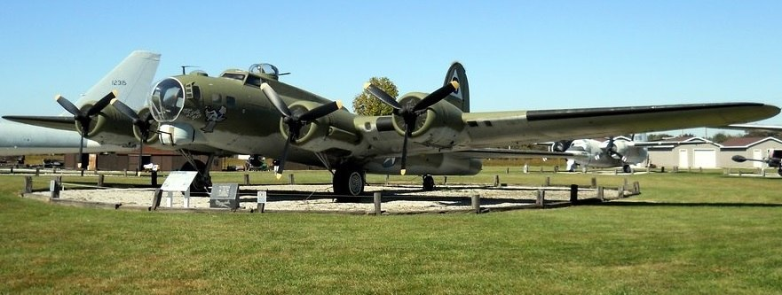 Miss Liberty Belle - Grissom Air Museum