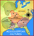 Mississippiancultures map HRoe 2008.jpg
