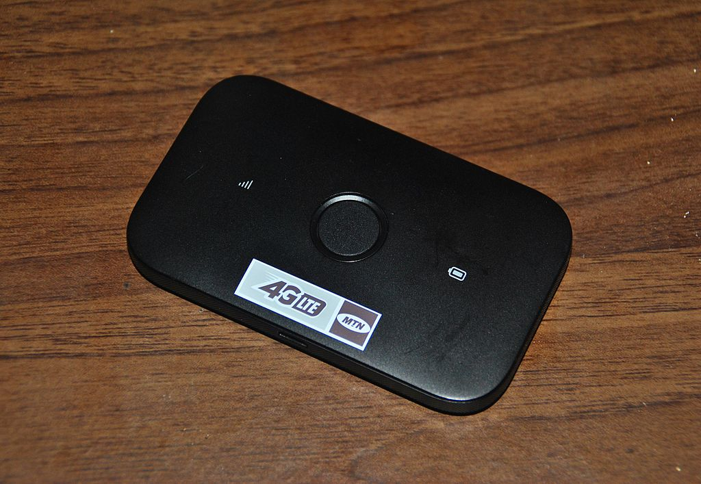 Modem MiFi Huawei E5573 (MTN)
