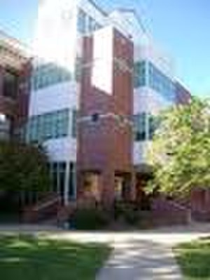 Shaw University - Science Building, 2008