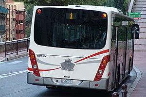 Monaco bus nr1