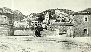 Cetinje - Cetinje Monastery
