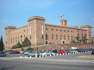 El Puig - Image: Monastery 1 Puig