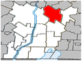 Mont-Saint-Grégoire Quebec location diagram.PNG
