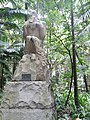 """Monument """"Fauno"""" seen from the front.jpg"""