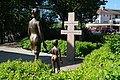 Monument du Maquis Ain – Haut-Jura @ Sculpture by Milos Jiranek @ Bellegarde-sur-Valserine (51205257214).jpg