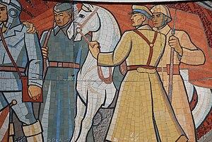 Mongolia in World War II - Zaisan Memorial