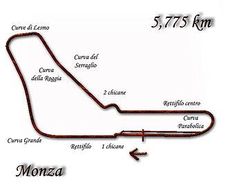 1972 Italian Grand Prix - Image: Monza 1972