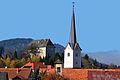 Moosburg Schloss und Pfarrkirche 30102010 724.jpg