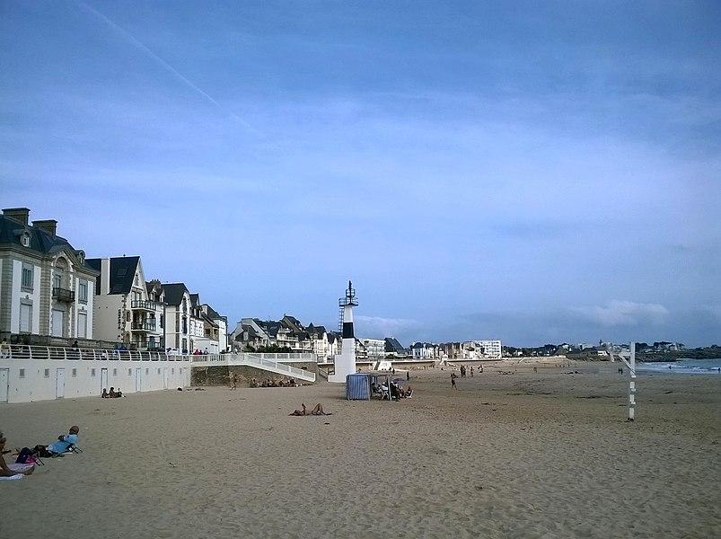 Morbihan Quiberon La Grand Plage Le Poste 24092016