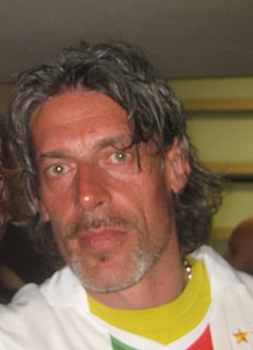 Moreno Torricelli Italian footballer and manager