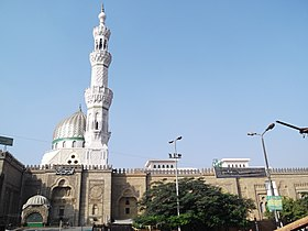 Mosque of Sayeda Zainab, Cairo.JPG