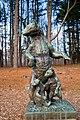 Mother Bear and Cubs, Bronze Statue by Anna Hyatt Huntington.jpg