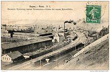 Мотовилихинские заводы начало xx века