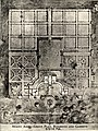 Mount Airy Plantation (Colonel John Tayloe Plantation). Group Plan, Buildings and Gardens (3678154597).jpg