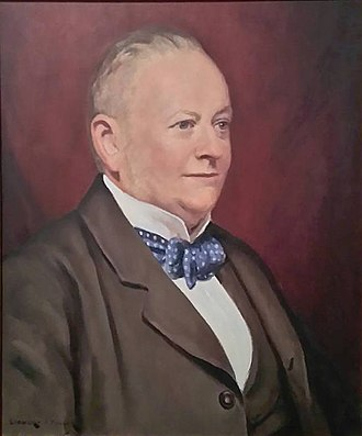 Thomas Tilling - Portrait of Tilling