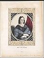 Mrs. J.K. Polk - lith. & pub. by N. Currier. LCCN96525379.jpg