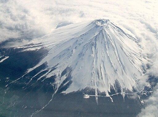 Mt,Fuji 2007 Winter 28000Ft