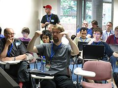 Multimedia Roundtable - Wikimania 2013 - 12.jpg