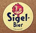 Musée Européen de la Bière, Beer coaster pic-017.JPG